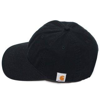CARHARTT カーハート COTTON CANVAS CAP 103938/BLACK