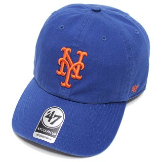 47BRAND フォーティーセブン METS '47 CLEAN UP CAP/ROYAL