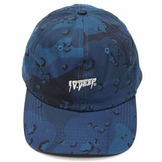10DEEP テンディープ SOUND FURY CAP/BLUE CHIP CAMO