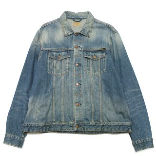 NUDIE JEANS ヌーディージーンズ JERRY DENIM JACKET 160645/DARK WORN