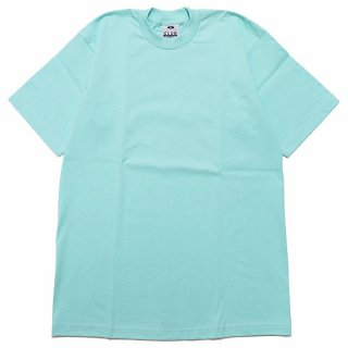 PRO CLUB プロクラブ HEAVYWEIGHT CREW NECK S/S TEE/SEAFOAM GREEN