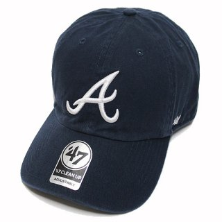 '47 フォーティーセブン BRAVES '47 CLEAN UP CAP/NAVY