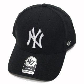 47BRAND フォーティーセブン YANKEES '47 MVP CAP/BLACK