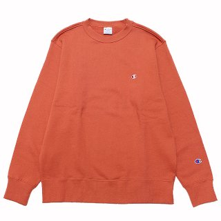 CHAMPION チャンピオン BASIC CREWNECK SWEAT C3-Q001/RUST