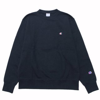 CHAMPION チャンピオン BASIC CREWNECK SWEAT C3-Q001/NAVY