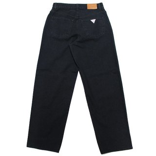 GUESS ゲス BAGGY DENIM PANTS ML1D8961RZ/BLACK