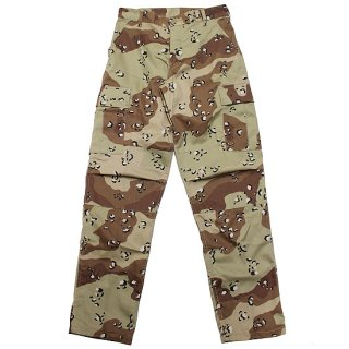 ROTHCO ロスコ TACTICAL BDU PANTS 8835/DESERT CAMO