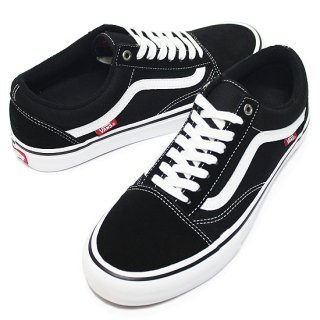 VANS バンズ OLD SKOOL PRO VN000ZD4Y28/BLACK/WHITE
