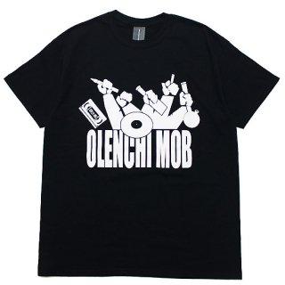 RAP ATTACK ラップアタック OLENCHI MOB S/S TEE RASP21-ST002/BLACK