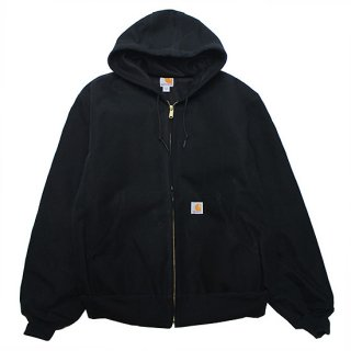 CARHARTT カーハート THERMAL LINED DUCK ACTIVE JACKET J131/BLACK
