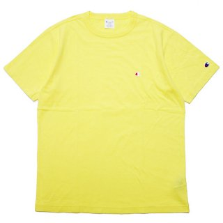 CHAMPION チャンピオン BASIC S/S TEE C3-P300/LEMON