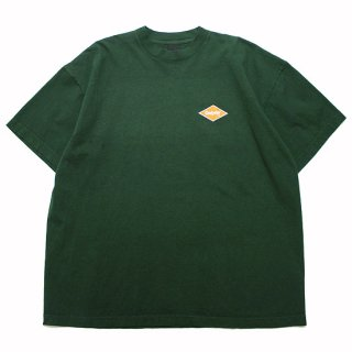 ONLY NY オンリーニューヨーク DIAMOND LOGO S/S TEE/DARK GREEN