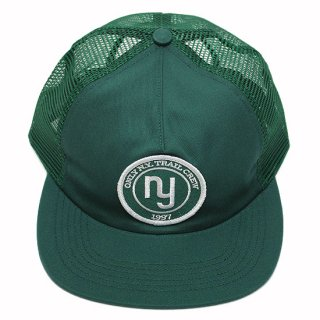 ONLY NY オンリーニューヨーク TRAIL GUIDE TRUCKER CAP/DARK GREEN