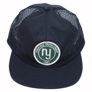 ONLY NY オンリーニューヨーク TRAIL GUIDE TRUCKER CAP/NAVY