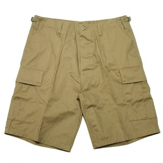 ROTHCO ロスコ TACTICAL BDU SHORTS 66212/COYOTE