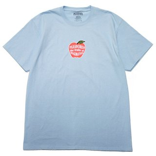 PLEASURES プレジャーズ IMAGINATION S/S TEE/POWDER BLUE