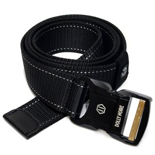 DOLLY NOIRE ドリーノアール MINIMAL BUCKLE BELT/BLACK