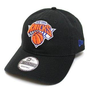 NEWERA ニューエラ NEWYORK KNICKS 9TWENTY CAP/BLACK