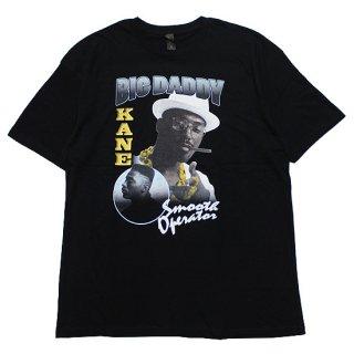 BIG DADDY KANE ビッグダディーケイン SMOOTH OPERATOR S/S TEE/BLACK
