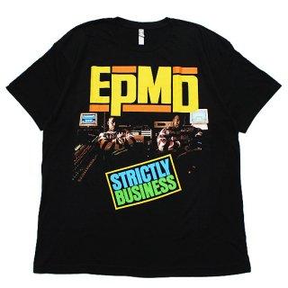 EPMD イーピーエムディー STRICTLY BUSINESS S/S TEE/BLACK