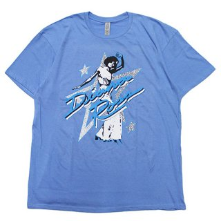 DIANA ROSS ダイアナロス SUPER STAR S/S TEE/BLUE