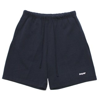 ONLY NY オンリーニューヨーク CORE LOGO COTTON JERSEY SHORTS/NAVY