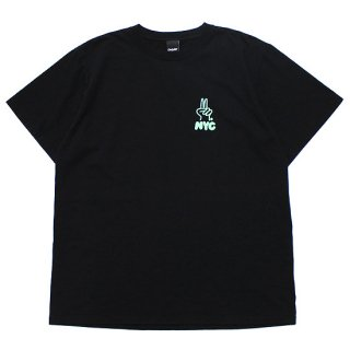 ONLY NY オンリーニューヨーク PEACH NYC S/S TEE/BLACK