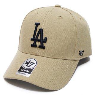 '47 フォーティーセブン DODGERS '47 MVP CAP/KHAKIxNAVY