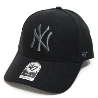 '47 フォーティーセブン YANKEES '47 MVP CAP/BLACKxCHARCOAL