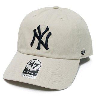 '47 フォーティーセブン YANKEES '47 CLEAN UP CAP/BONE