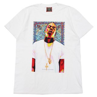 R MAX CLOTHING アールマックスクロージング HOV S/S TEE/WHITE