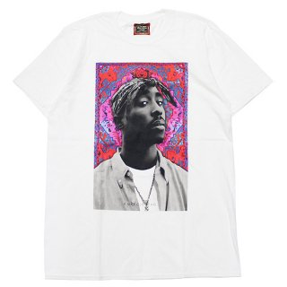 R MAX CLOTHING アールマックスクロージング ALL EYES ON ME S/S TEE/WHITE