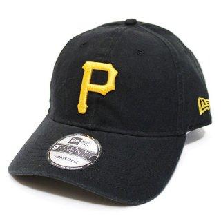 NEWERA ニューエラ PITTSBURGH PIRATES 9TWENTY CAP/BLACK