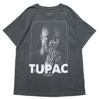 TUPAC 2パック PRAYING S/S TEE/CHARCOAL