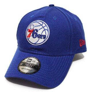NEWERA ニューエラ PHILADELPHIA 76ERS 9TWENTY CAP/ROYAL