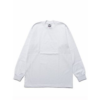 PRO CLUB プロクラブ HEAVYWEIGHT L/S TEE 114/WHITE