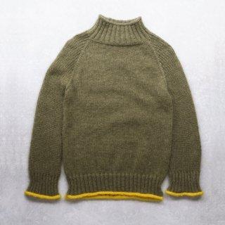 FISH タートルネックセーター キット