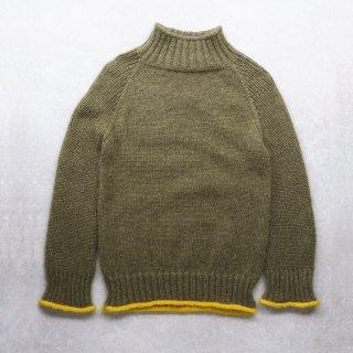 FISH タートルネックセーター キット (針セット)