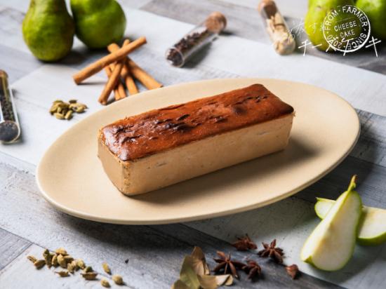 【コラボ】旅するチーズケーキ完成!量り売り専門の八百屋HACARIとモクシャチャイがコラボ