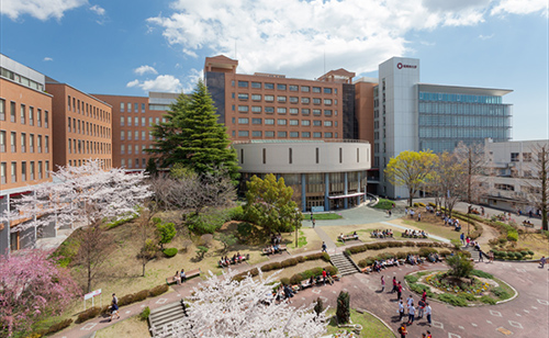 代表が桜美林大学 校友会の常任幹事に就任しました