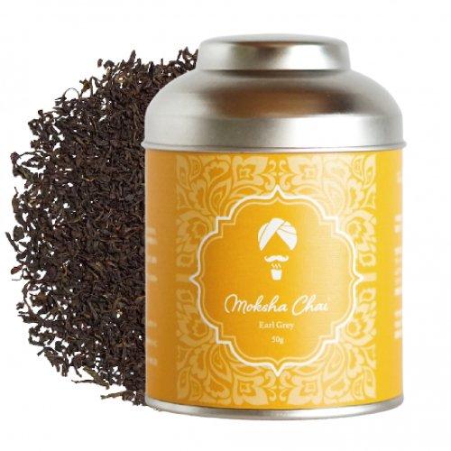 アールグレイ  フレーバードティー 50g 缶 ※25杯分 ※ベルガモットの香り ※柑橘系の上品な香りが特徴