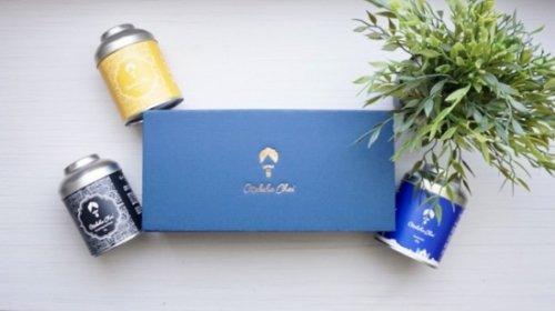 インド銘茶 3種缶セット ギフトBOX入り  ※アールグレイ ※ダージリン ※アッサムCTC ※世界を代表するインド紅茶の名産を一つのセットにしました。※贅沢飲み比べセット