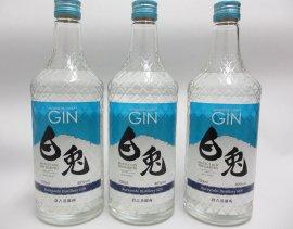 松井GIN白兎700ml<br>3本セット