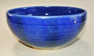 瑠璃釉 サラダ鉢