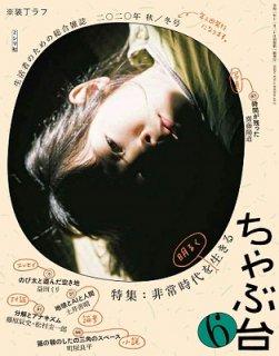 ミシマ社の雑誌 「ちゃぶ台 」最新号vol.6