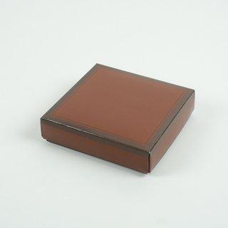 HPK-196 HP生チョコ箱 フレーム柄(50セット入) 【1セット132円】