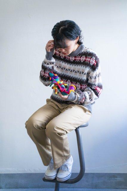 冬色 Knit