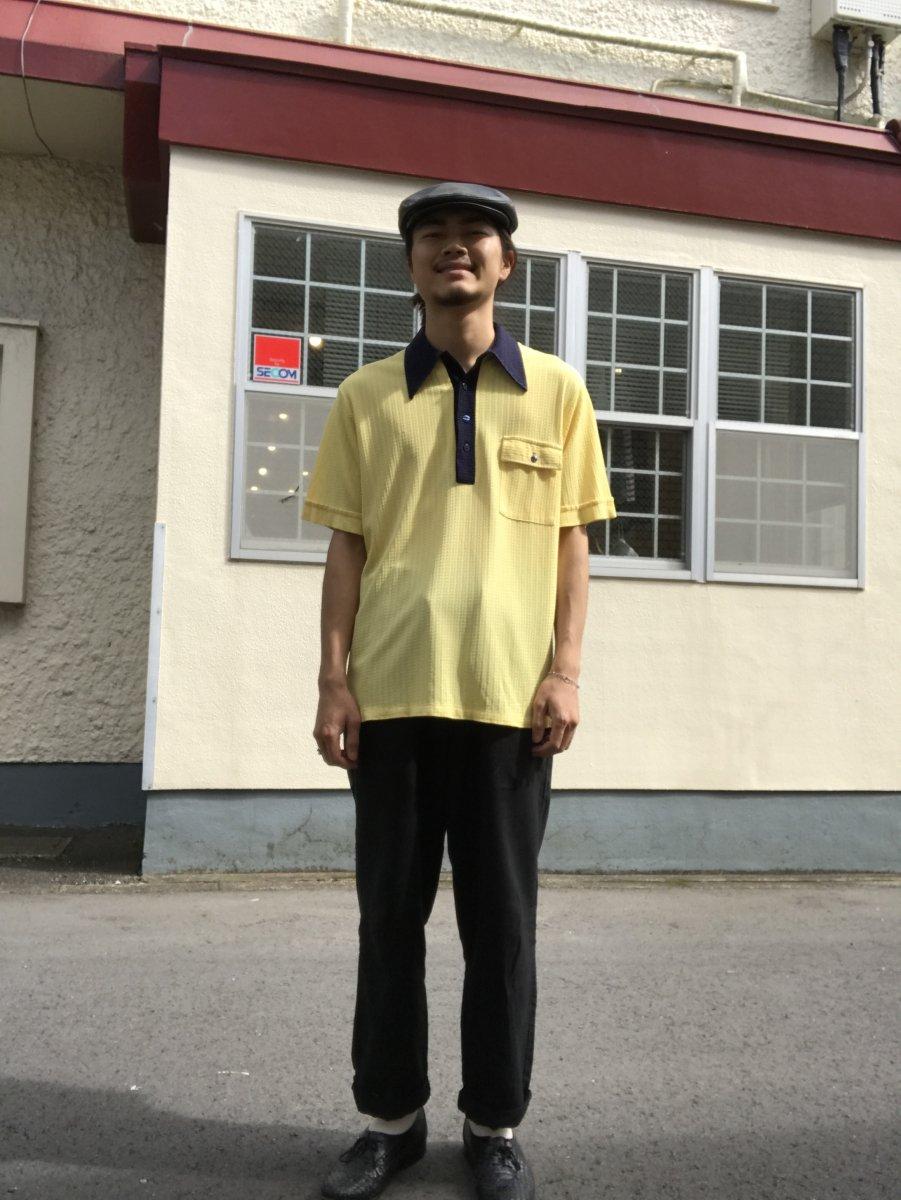 """I&I 古着 通販 """"Yellow shirt"""