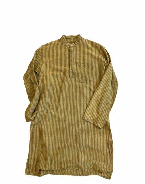 unknown - No collar long shirt