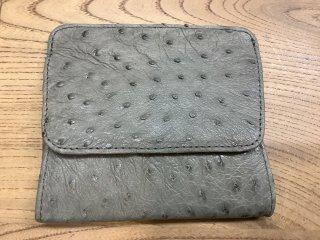 オーストリッチ コンパクト財布
